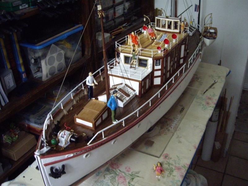 CANNELLE yacht de 1930  - Page 14 20610
