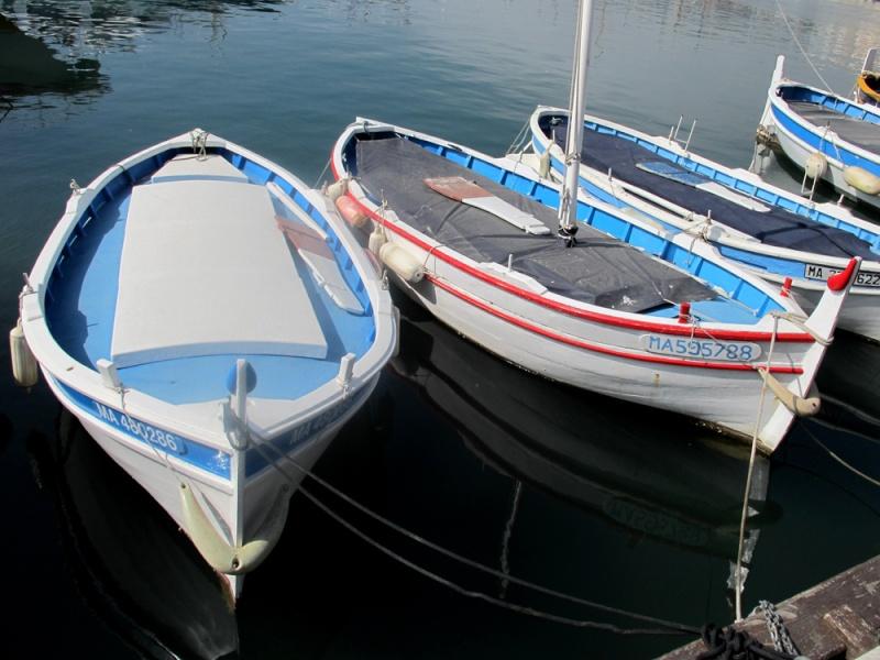 Barque Marseillaise echelle 1/8,12 - Page 5 Pointu10
