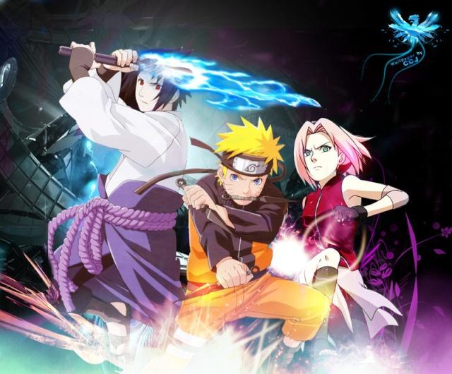 República Otaku 2.0 - Inicio Naruto10