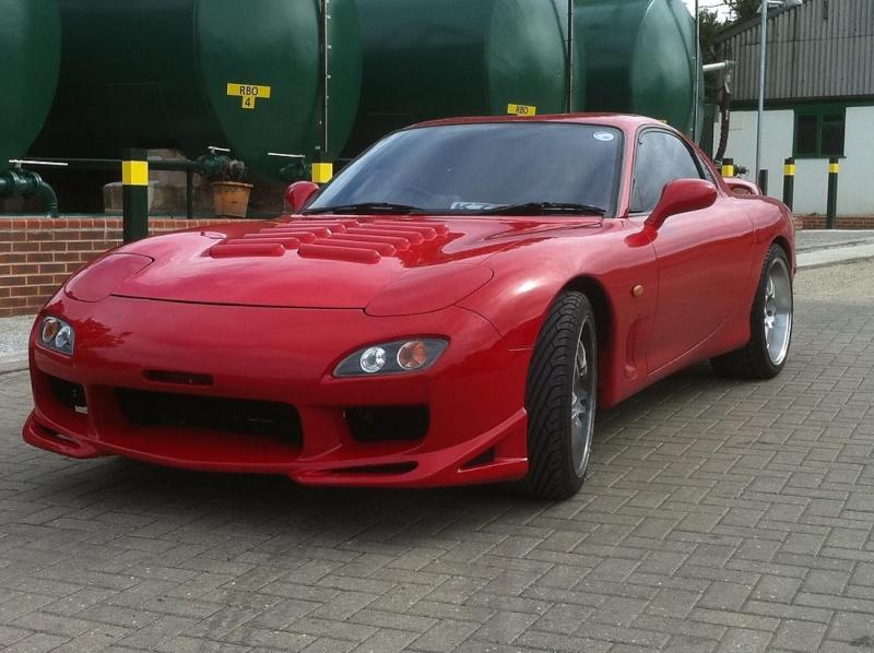 Ma nouvelle voiture : Mazda RX7 FD 3S Bi Turbo Face11