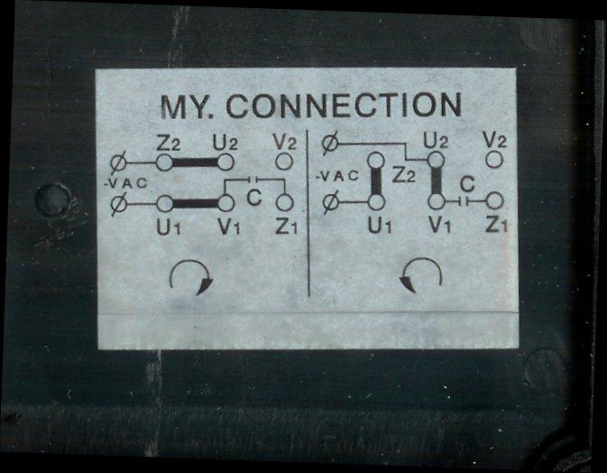 j'aimerais qq conseils pour un béotien en électricité (capacité) Moteur10