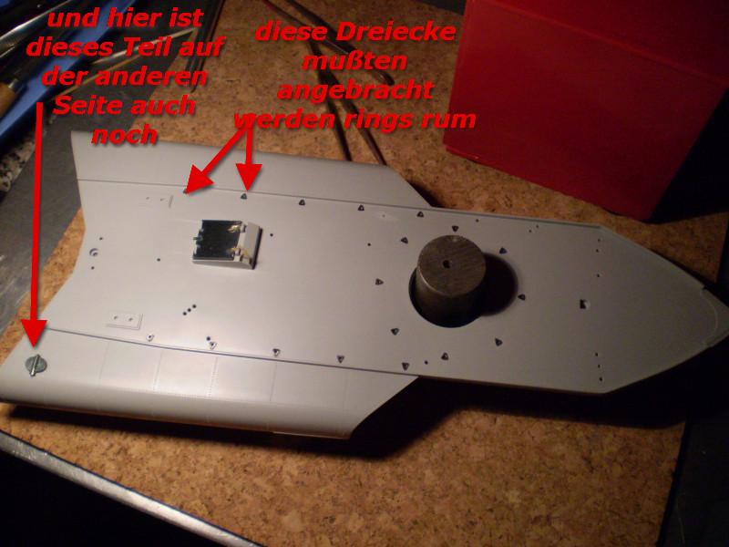 Schnellboot  S-100 in 1:35 - Seite 4 P1050115