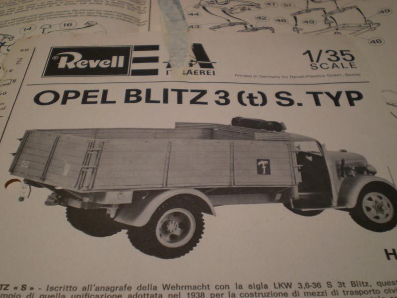German 3t 4x2 Truck von Dragon 1/35 P1190211