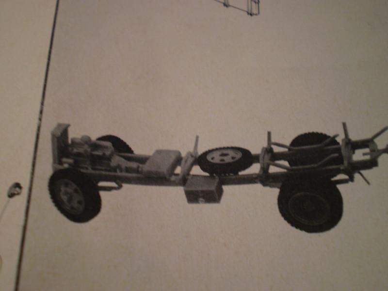 German 3t 4x2 Truck von Dragon 1/35 P1190213