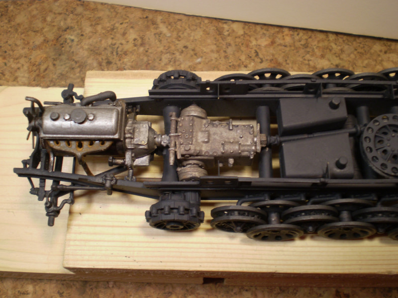 BB eines Halbkettenfahrzeug Sd.Skfz 6 P3070013