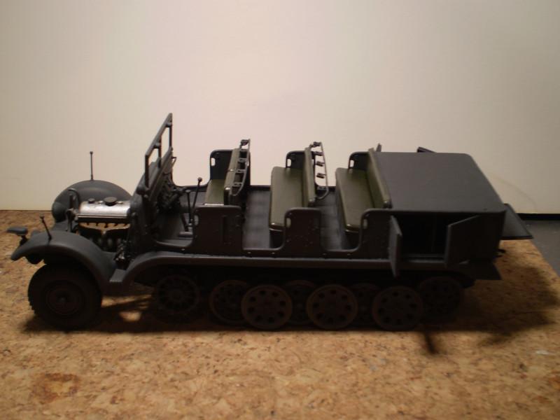 BB eines Halbkettenfahrzeug Sd.Skfz 6 P3310010