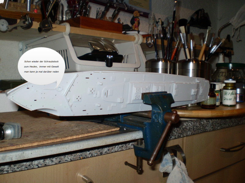 "Airfix  German ""E""Boat 1:72 P4110011"