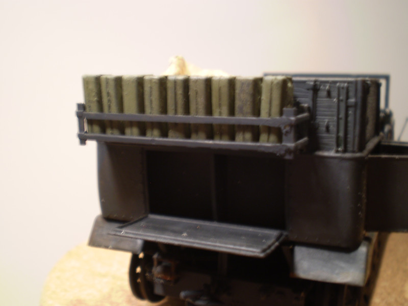BB eines Halbkettenfahrzeug Sd.Skfz 6 P8110110