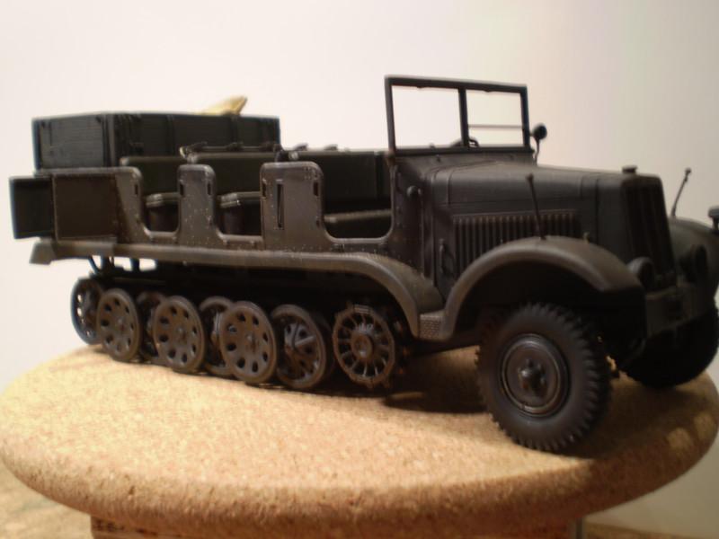 BB eines Halbkettenfahrzeug Sd.Skfz 6 P8110111