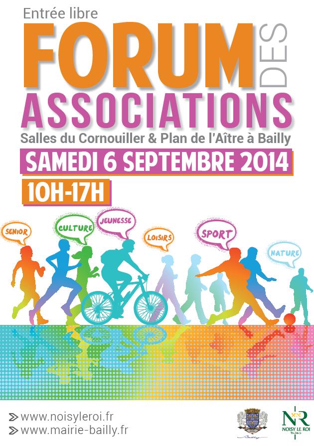 Samedi 6 septembre de 10h à 17h: Journée des Associations  Journy10