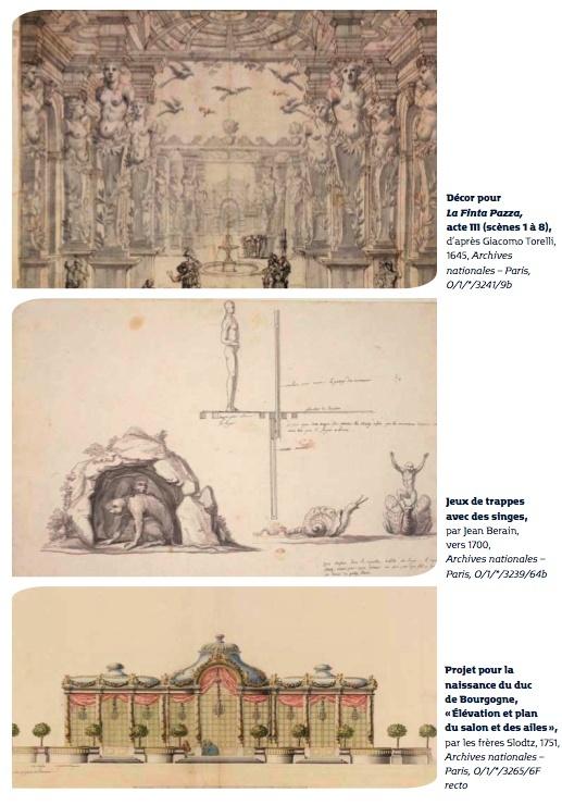 """Exposition """"Dans l'atelier des Menus Plaisirs du roi"""" Image_11"""