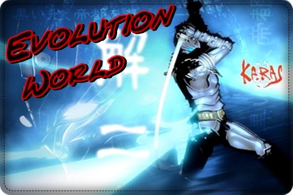 Evolution World