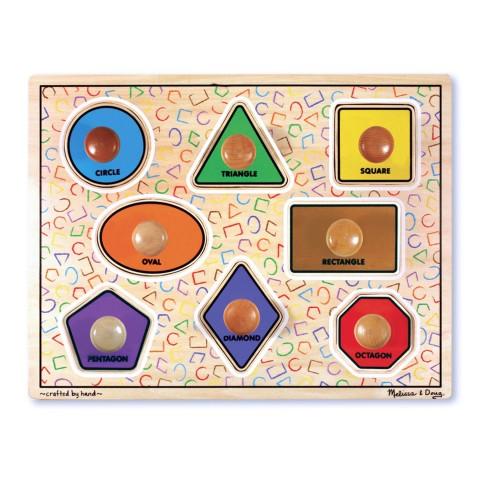 Puzzle de formes géométriques Image-10