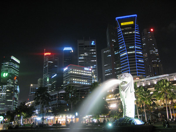 Gran Premio de Singapur: Lucha en las tinieblas 001_sm10
