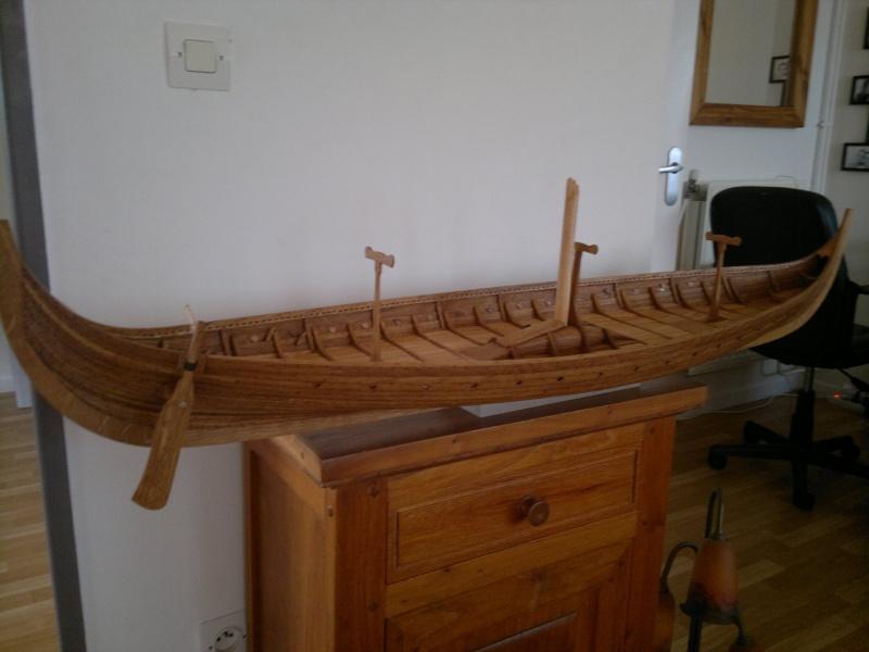 Is Havoter , langskip viking Gokstad replica  - Page 9 07062014