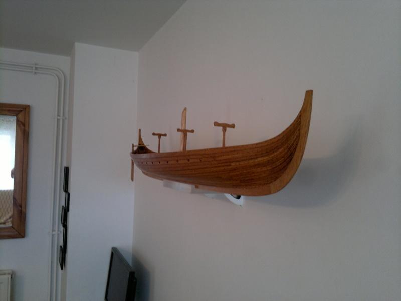 Is Havoter , langskip viking Gokstad replica  - Page 9 08062011