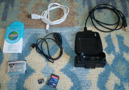 [VENDU] HTC Touch (P3450) avec accessoires P1000111