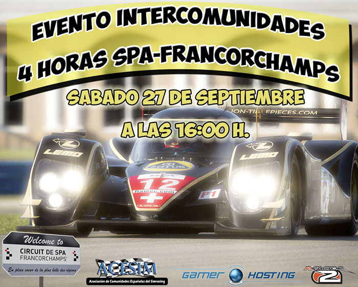 EVENTO INTERCOMUNIDADES Cartel10