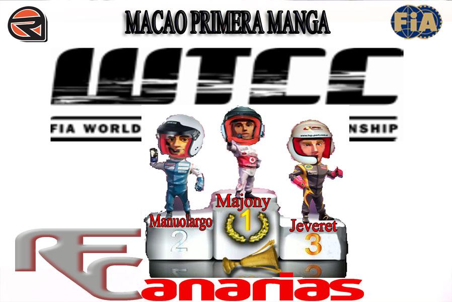 PRESENATCIÓN GP MACAU WTCC Macaop12