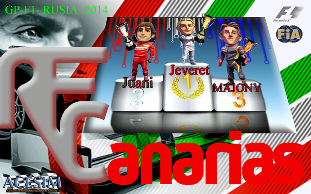 PRESENTACION GP RUSIA 2014 Podium26