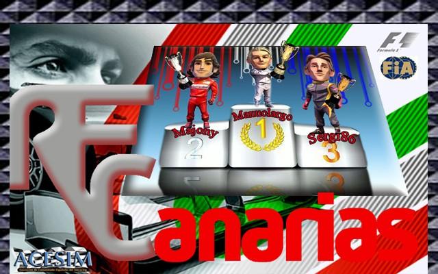 PRESENTACION GP F1-2014 ABU DABI Podium30