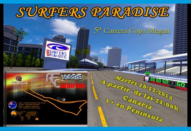 COMENTANOS COMO TE FUE EN SURFERS PARADISE Presen18