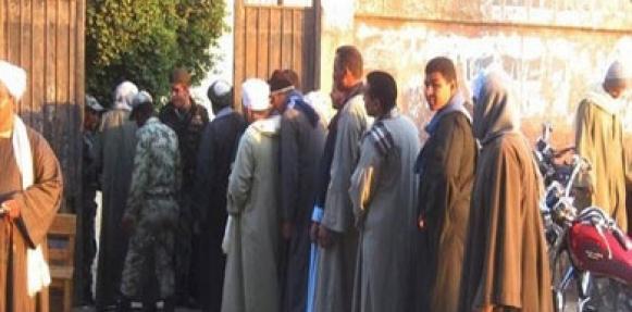 لجان قرية الحمام مركز أبنوب محافظة أسيوط  تتخطى ال50 %  211