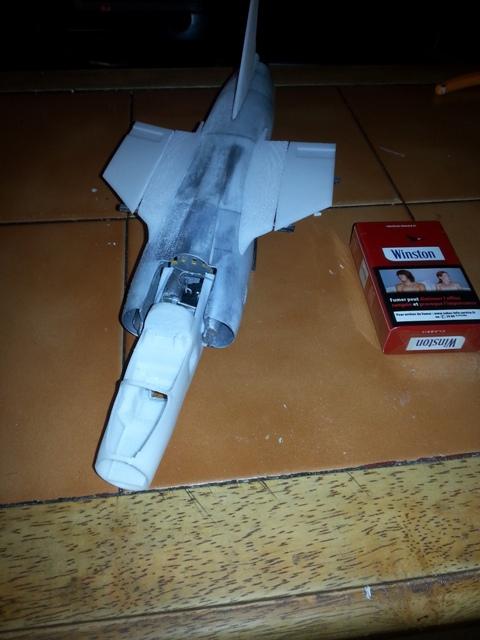 MIRAGE F1-C 1/32 20140511