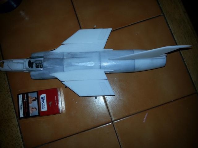 MIRAGE F1-C 1/32 20140512