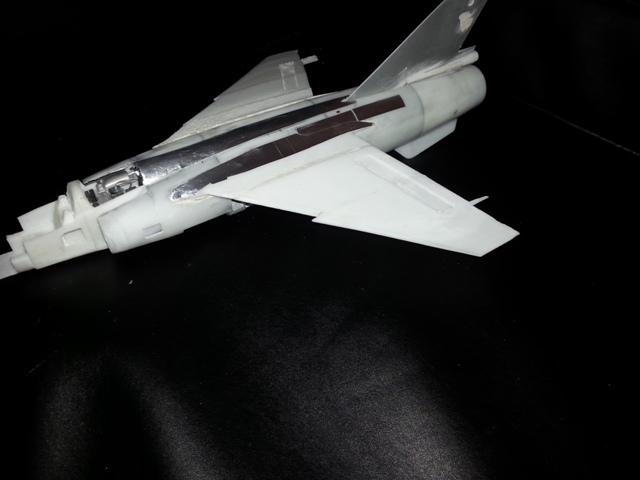 MIRAGE F1-C 1/32 20140612