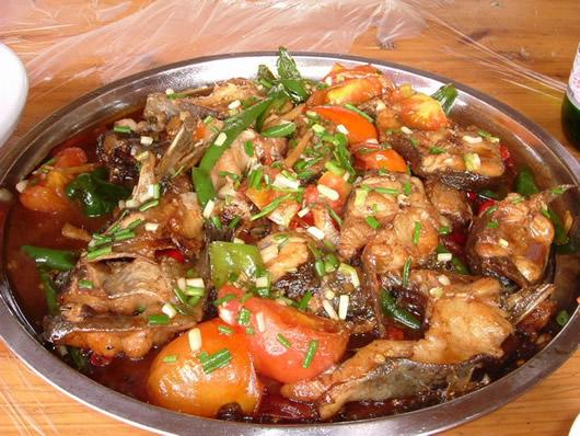 Food beer Guilin Lijiang River fish approach美食 桂林 啤酒漓江鱼做法 12v09510