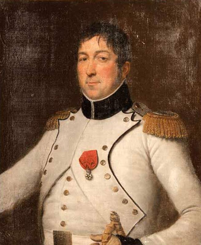 Col. Jean Saint-Raymond, 33éme de ligne Major_10