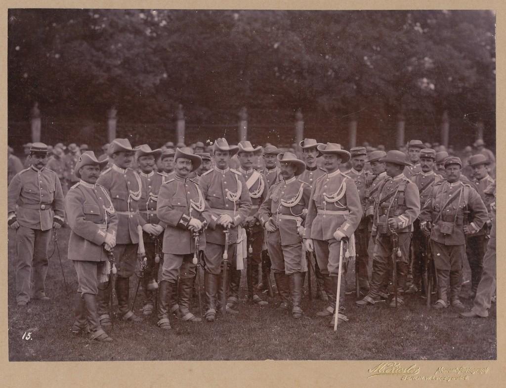 Cocarde des troupes coloniales _57_811