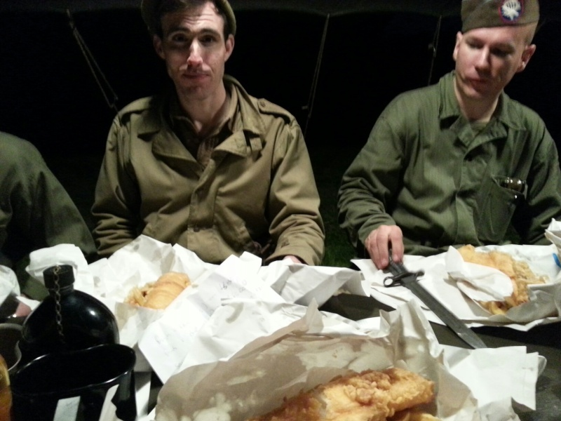 Camp Quorn  Fish_a11