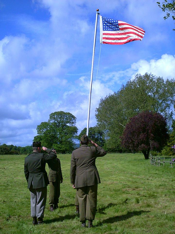 Camp Quorn  Flag11