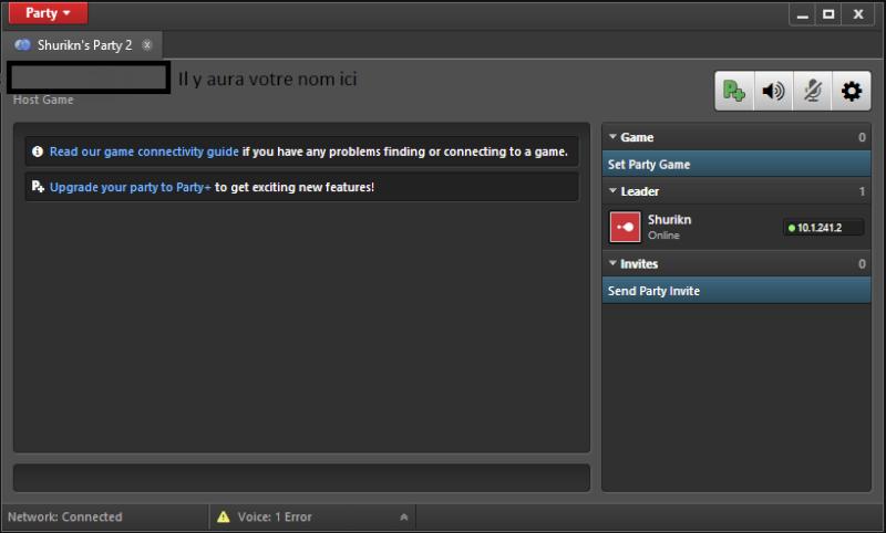 Emulateur PPSSPP pour psp + jeu en réseau EvolveHQ Home11