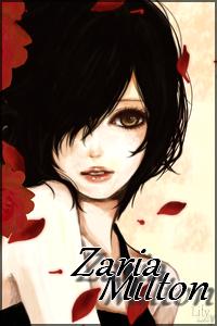 Zaria Milton [En Cours] Avatar10