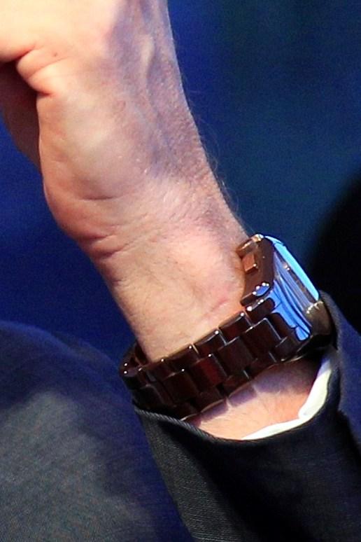 quelle montre porte le roi Albert II? Le-roi10