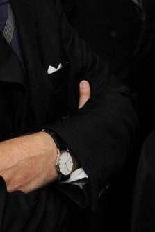 quelle montre porte le roi Albert II? Le-roi13