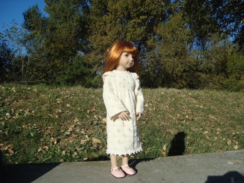 Essai de robe pour Sarah - Savannah Dsc04618