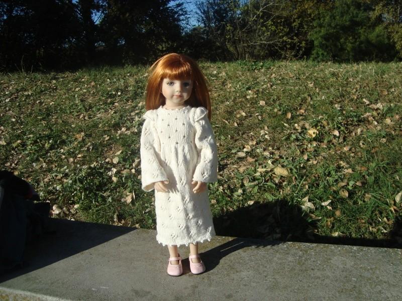 Essai de robe pour Sarah - Savannah Dsc04619