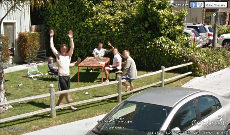 STREET VIEW : un coucou à la Google car  - Page 25 Cou910