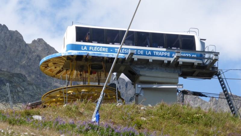 Evolution du domaine skiable de la Flégère P1010711