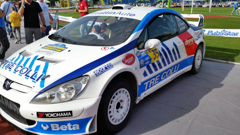 Rally legend San Marino 2014  - Page 2 20141014