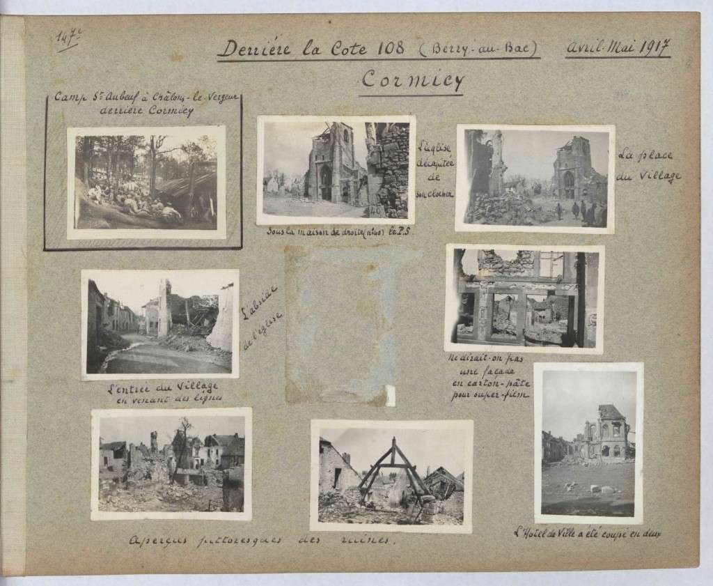 Quelques photos du secteur dans l'album Pierre Gand Pierre13