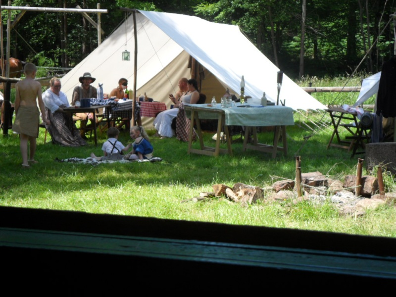 Images du camp de la Pentecôte 2014 à Fort deadwood Deadwo47