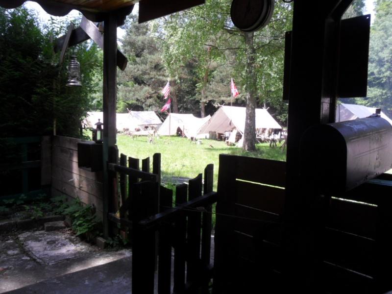 Images du camp de la Pentecôte 2014 à Fort deadwood Deadwo49