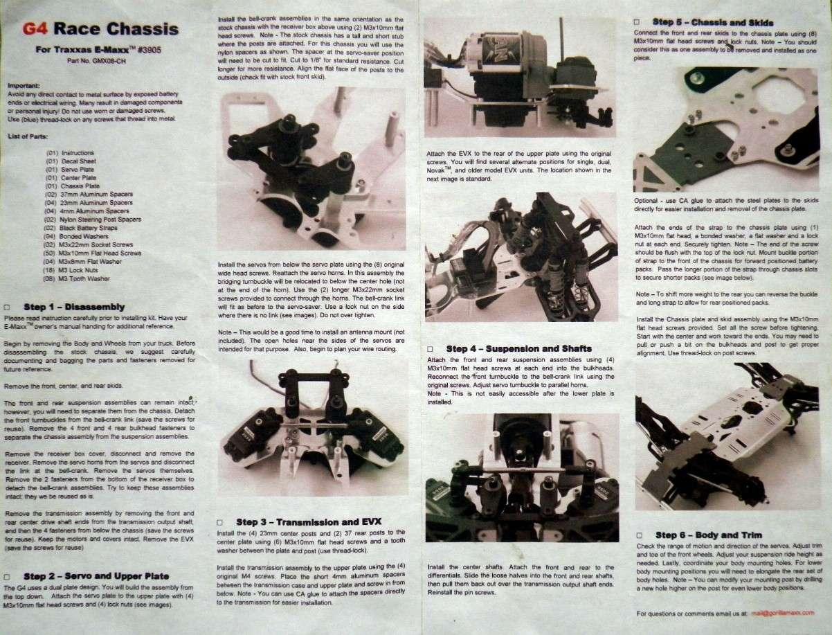 GMX08-CH _ Notice du châssis G4 de chez Gorilla (anglais) Imgp1124
