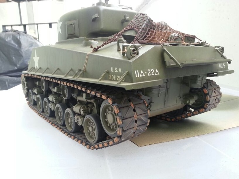 VENDO Sherman TAMIYA I_phon12