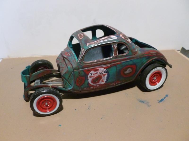 Ford 36' rat rod to Texaco 36_1210
